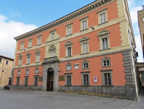 Grand Hotel Royal In Orvieto Italy
