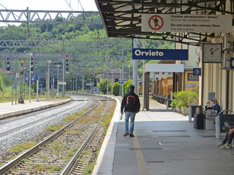 Transportation Services in Orvieto Italy